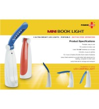 Pepperfry: IHomes Mini Book Light @ 175 | SaveMoneyIndia