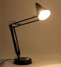 Buy New Era Black Metal Desk Lamp Online - Study Lamps ...