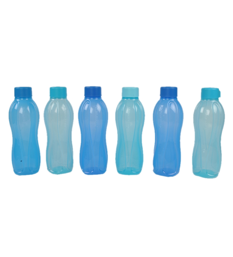 kitchen storage canisters mobile home cabinets discount buy tupperware 1000 ml water bottle (set of 6 bottles ...
