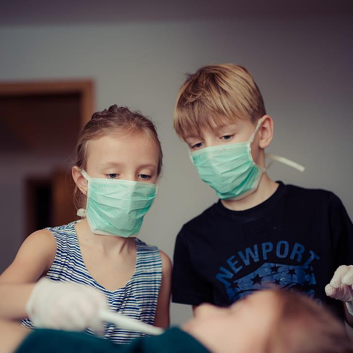 Image result for surgical mask children wear