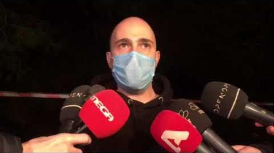 Διπλή εμπρηστική επίθεση στο σπίτι του Κωνσταντίνου Μπογδάνου (2)