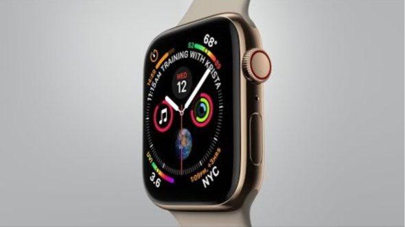 Introducing Apple Watch Series 4 — Apple