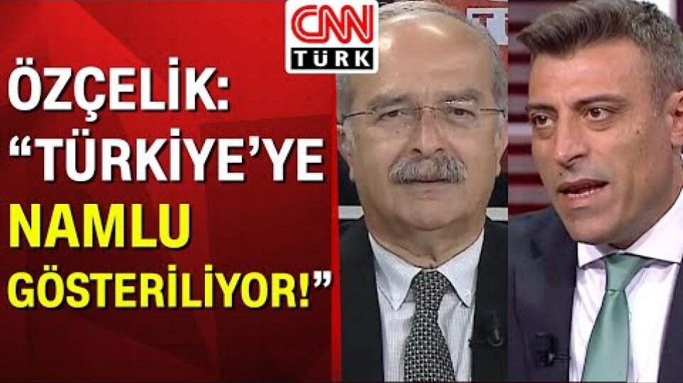 """Öztürk Yılmaz: """"Yunanistan'daki ABD üsleri Rusya'dan çok Türkiye'ye karşı kullanılacak!"""""""