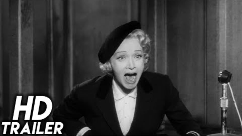 Witness for the Prosecution (1957) ORIGINAL TRAILER [HD 1080p]