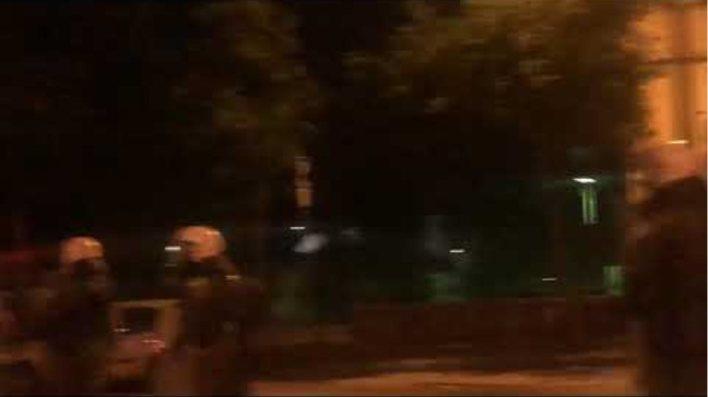 Αντιεξουσιαστές στη Θεσσαλονίκη