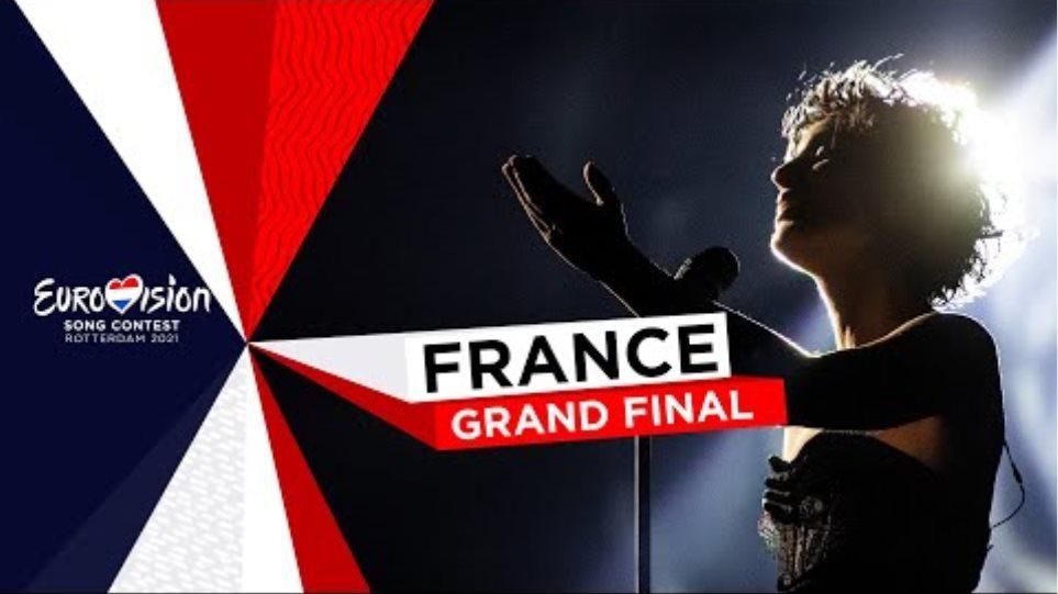 Barbara Pravi - Voilà - LIVE - France 🇫🇷 - Grand Final - Eurovision 2021