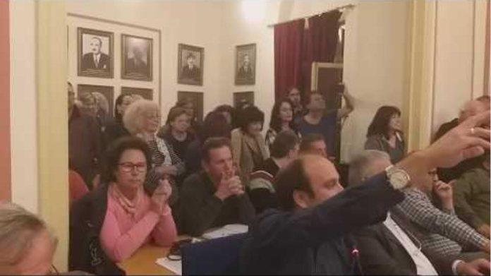 Καλαμάτα 5g - Δημοτικό Συμβούλιο 2-12-2019