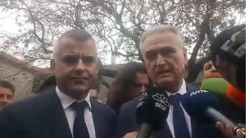 Ο βουλευτής Β' Θεσσαλονίκης Σάββας Αναστασιάδης