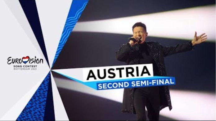 Vincent Bueno - Amen - LIVE - Austria 🇦🇹 - Second Semi-Final - Eurovision 2021