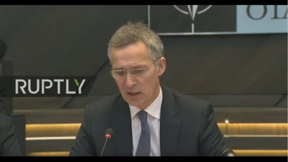 LIVE: Stoltenberg and Dimitrov give press statements after NATO protocol signing with Skopje