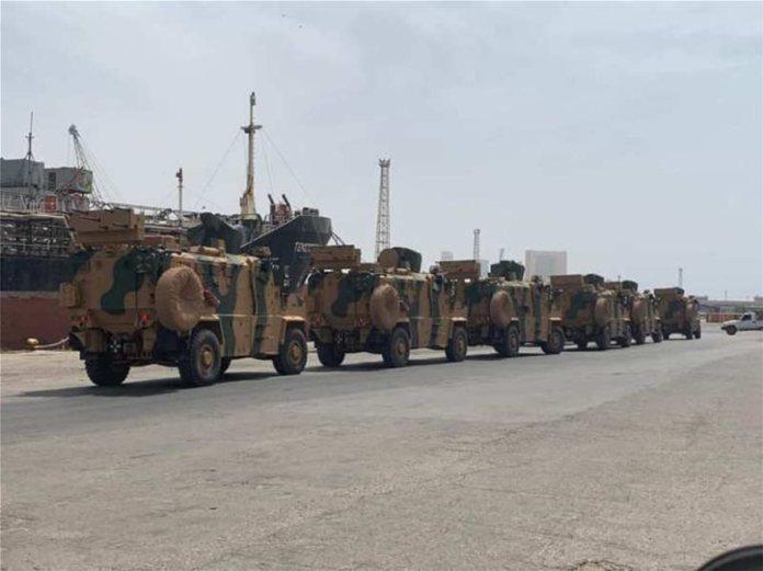 dozens-of-BMC-Kirpi-MRAPs-delivered-from-Turkey