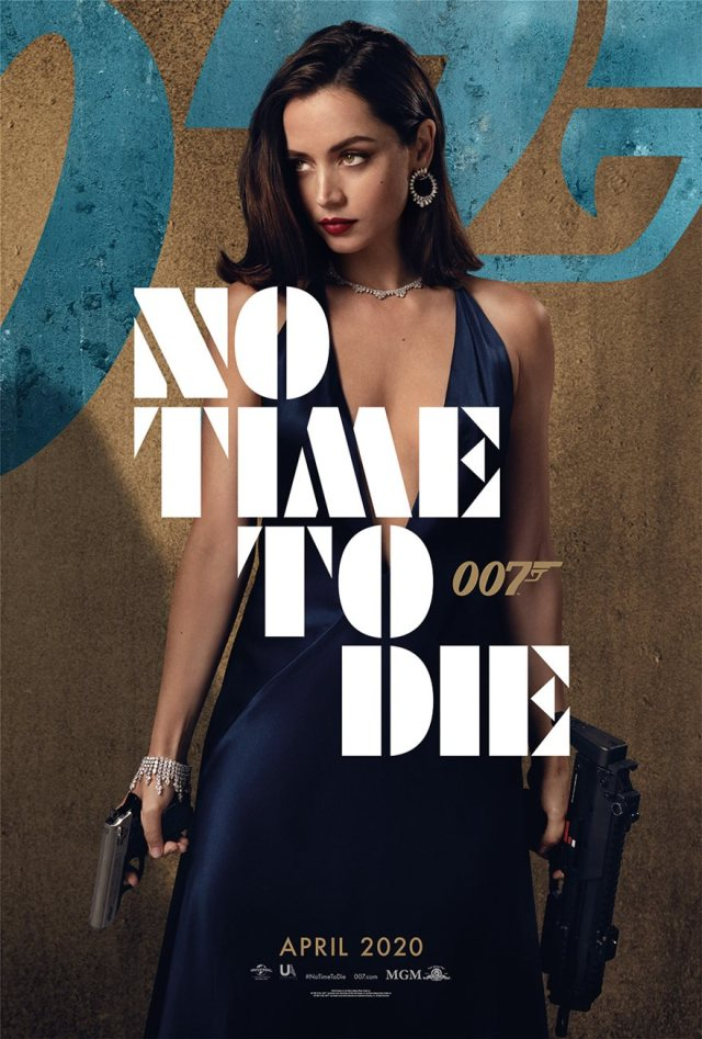 Poster-No-Time-To-Die_Ana-de-Armas-in-Chopard_2