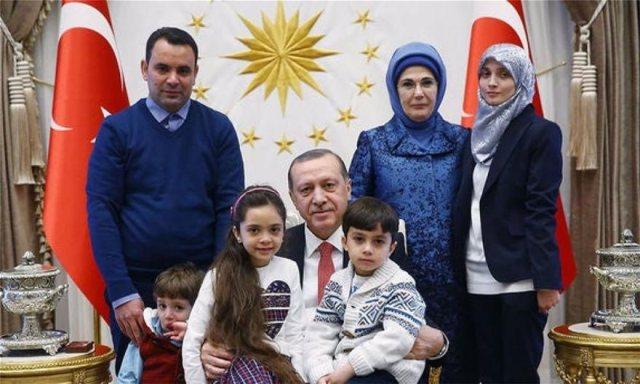 erdogan-family