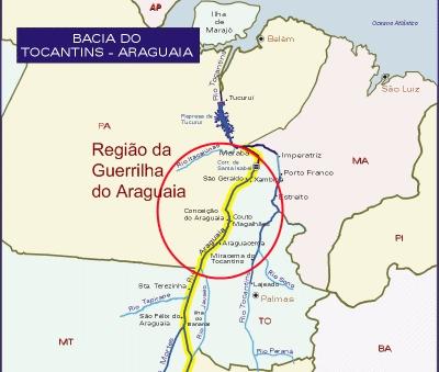 Mapa do Ministério dos Transportes