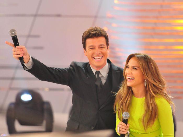 Rodrigo Faro e Jennifer Lopez