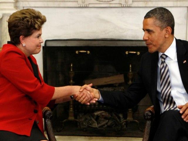 Dilma Obama EUA