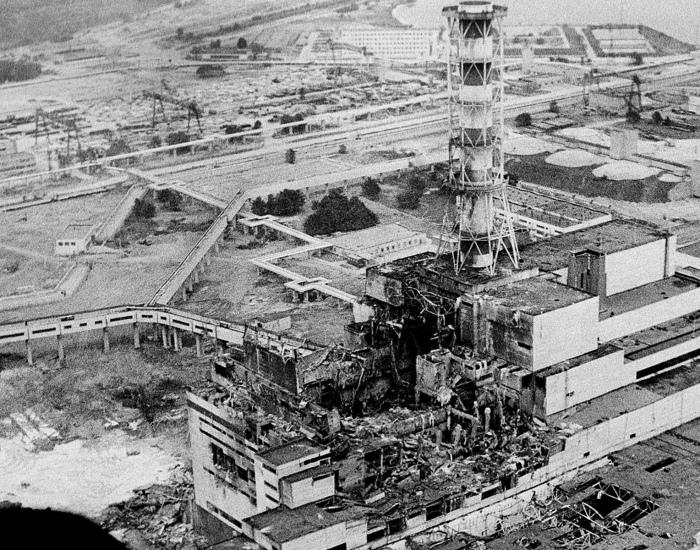 Image result for acidente chernobyl em 1986