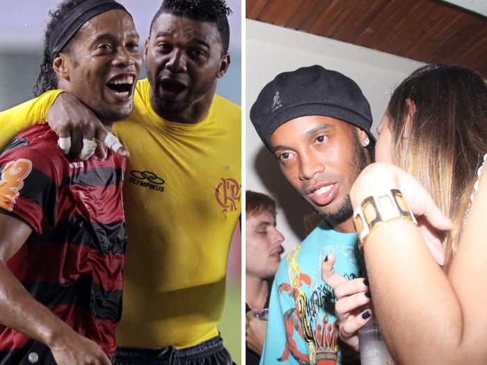 Ronaldinho Montagem 700