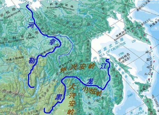 外興安嶺是什麼時候,從中國疆域版圖上消失的? - 壹讀