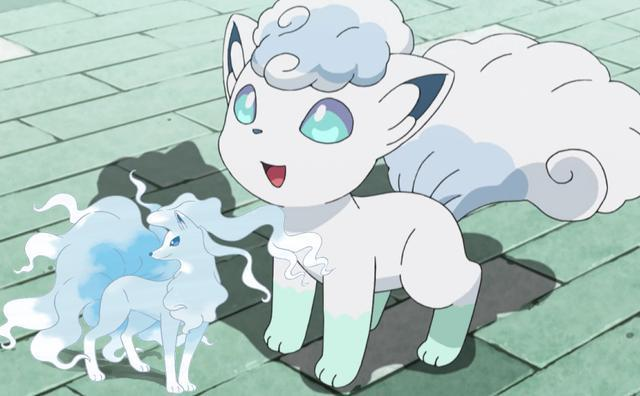 盤點五隻狐形態的神奇寶貝,全都美哭了!尤其最後一隻 - 壹讀