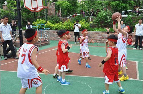 培養孩子從小打籃球的好處 - 壹讀