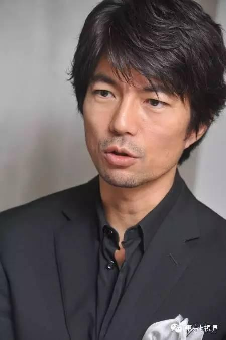日本中年男演員今昔對比 - 壹讀