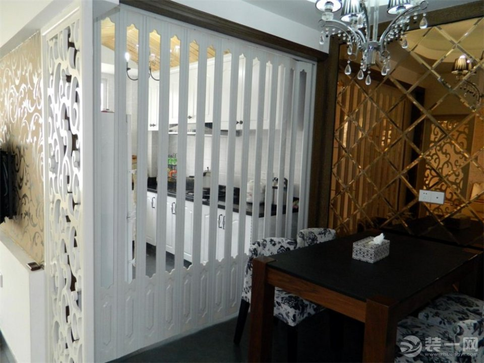 廚房用摺疊門怎麼樣?廚房摺疊門尺寸如何選擇? - 壹讀