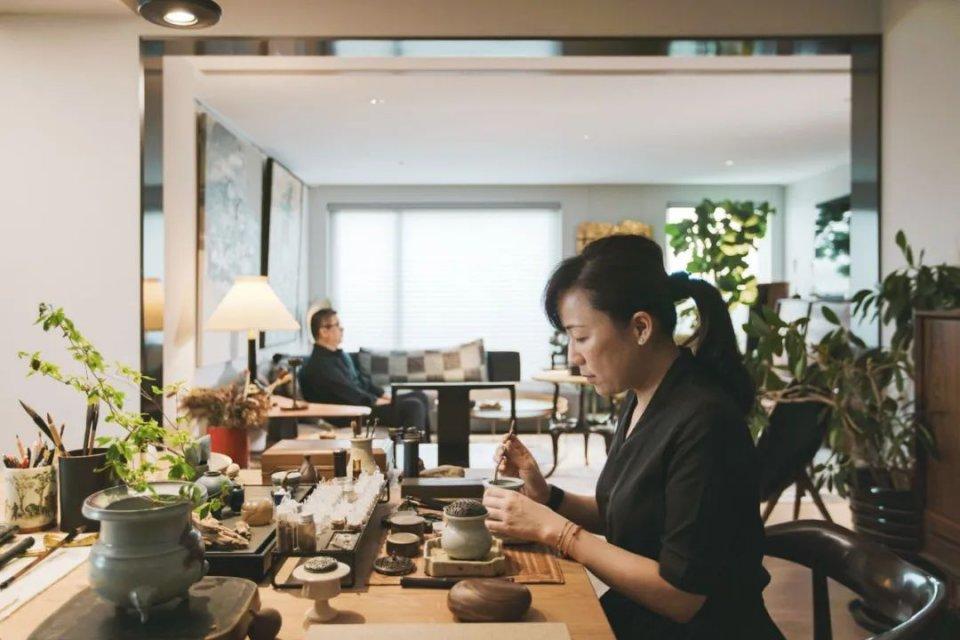 臺灣夫妻定居上海20年。買一套房專門喝茶:中國文化的根在這裡 - 壹讀