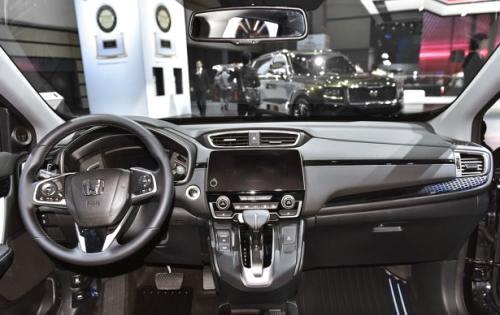 2018款本田CRV,動力帶T,全時四驅,百公里油耗不到5L! - 壹讀