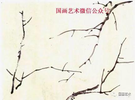圖文教程:怎樣畫梅 - 壹讀