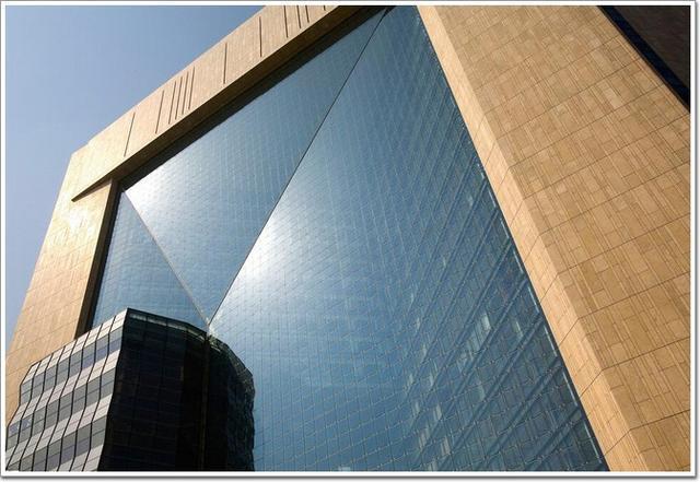 案例分析 是什麼讓北京新保利大廈成為柔索玻璃幕牆的標桿 - 壹讀