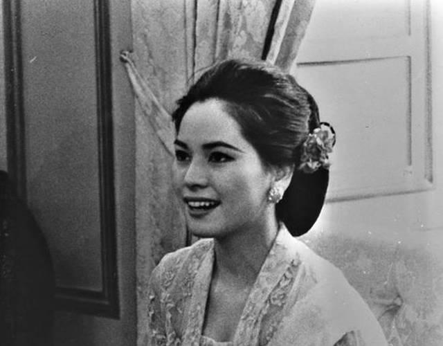 印尼總統蘇加諾妻子驚艷舊照 - 壹讀