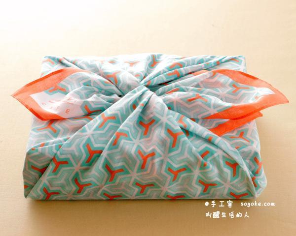 日本傳統文化風呂敷(Furoshiki/ふろしき)及風呂敷結法教程 - 壹讀