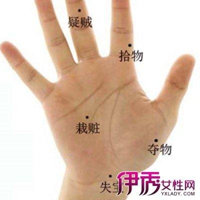 左手手背上有痣圖解展示 解析手掌志的含義 - 壹讀