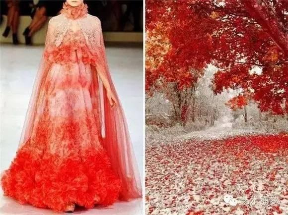 圖解世界頂級服裝設計師的設計靈感來源 藝術捕夢 - 壹讀