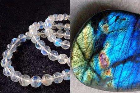 月光石的硬度較高顏色柔和 購買冰長石必知的三個技巧 - 壹讀