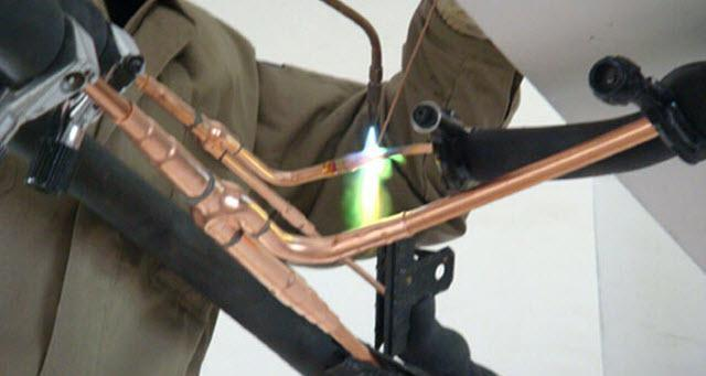 空調銅管如何焊接。方法步驟在這裡! - 壹讀
