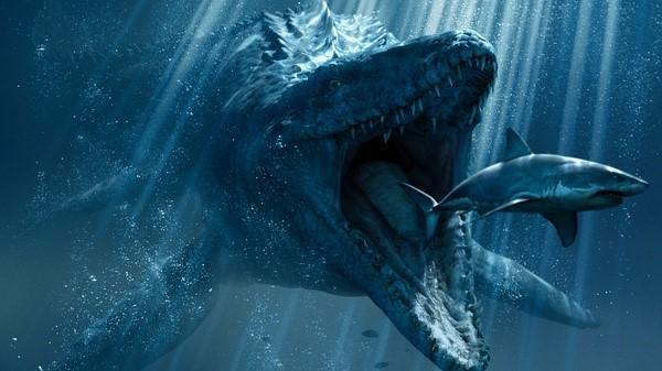肉食性海生爬行動物,屬於蛇頸龍目里短頸部的上龍亞目 - 壹讀