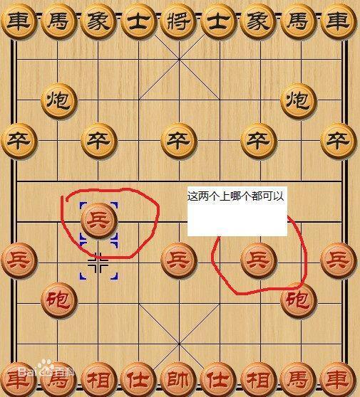 象棋的開局走法!仙人指路、盤頭馬與金鉤炮 - 壹讀