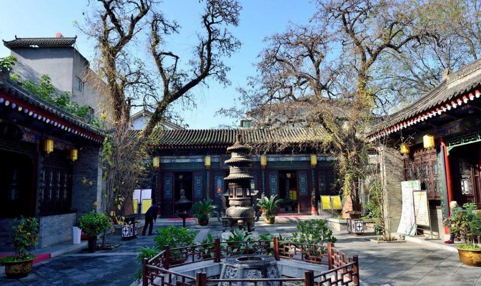西安城內現存唯一的道教祖師廟 - 壹讀