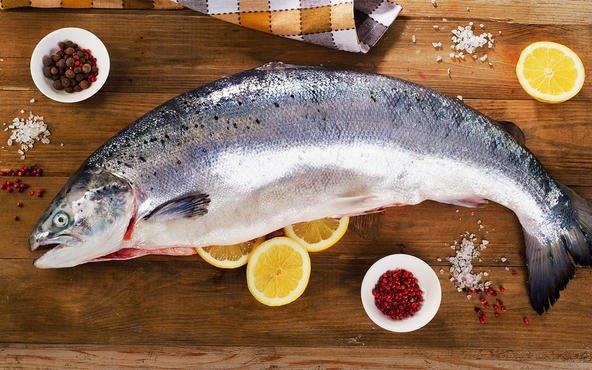 咱們吃的三文魚您知道是什麼魚麼? - 壹讀