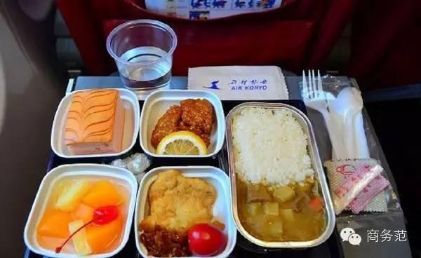 看完27家航空公司頭等艙和經濟艙吃的飯。感覺這麼多年飛機白坐了… - 壹讀