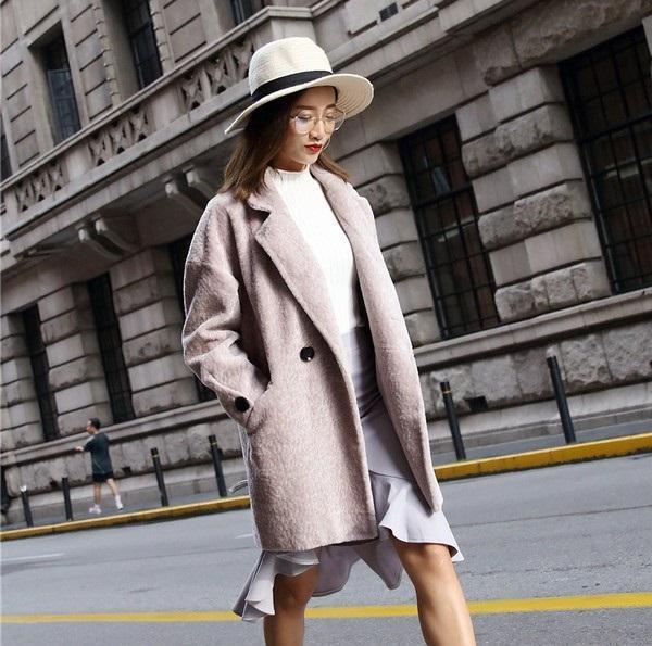 韓國女生冬季穿搭小心機!外套穿搭讓你美出新高度 - 壹讀