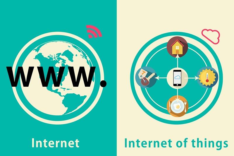 物聯網VS網際網路 差異在哪? - 壹讀
