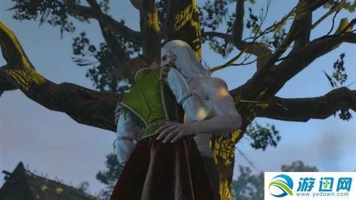 《巫師3:狂獵》石之心DLC如何與女主夏妮啪啪啪? - 壹讀