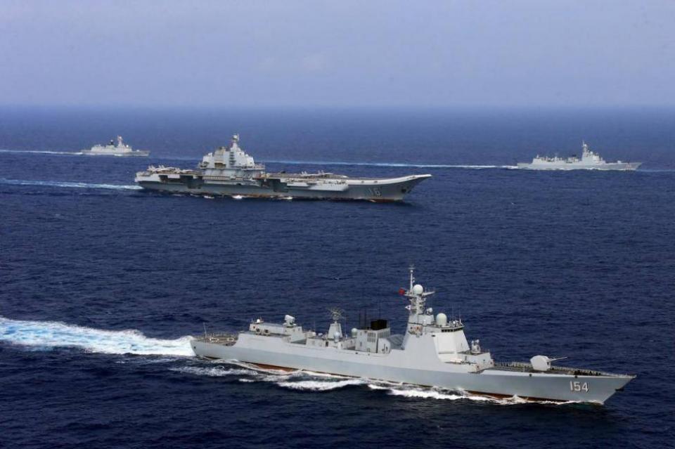 越菲對中國南海軍演指手畫腳。美國聞訊搞事。蓬佩奧又出來噁心人 - 壹讀