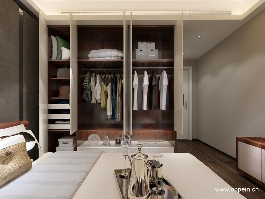 超實用衣櫃內部隔層設計 - 壹讀
