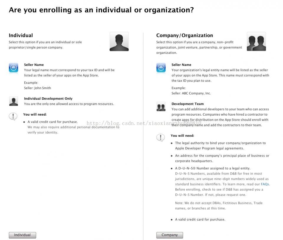申請付費蘋果開發者帳號 注意事項及流程 - 壹讀