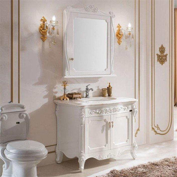 哪種浴室櫃好 浴室櫃材質對比 - 壹讀