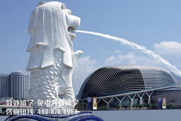 新加坡魚尾獅的由來 - 壹讀